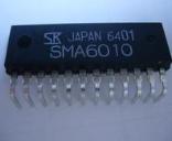 SIP(single in-line package) 单列直插式封装