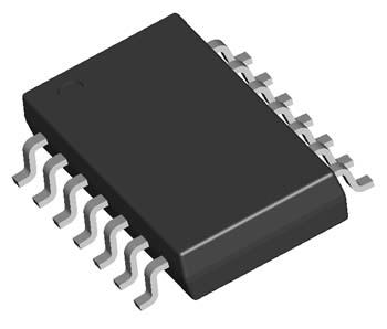 SOP(Small Out-Line Package) 小外形封装双列表面安装式封装
